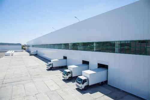Commercial Glass Repair Services for Industrial Buildings