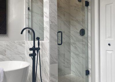 Custom Bathroom Shower