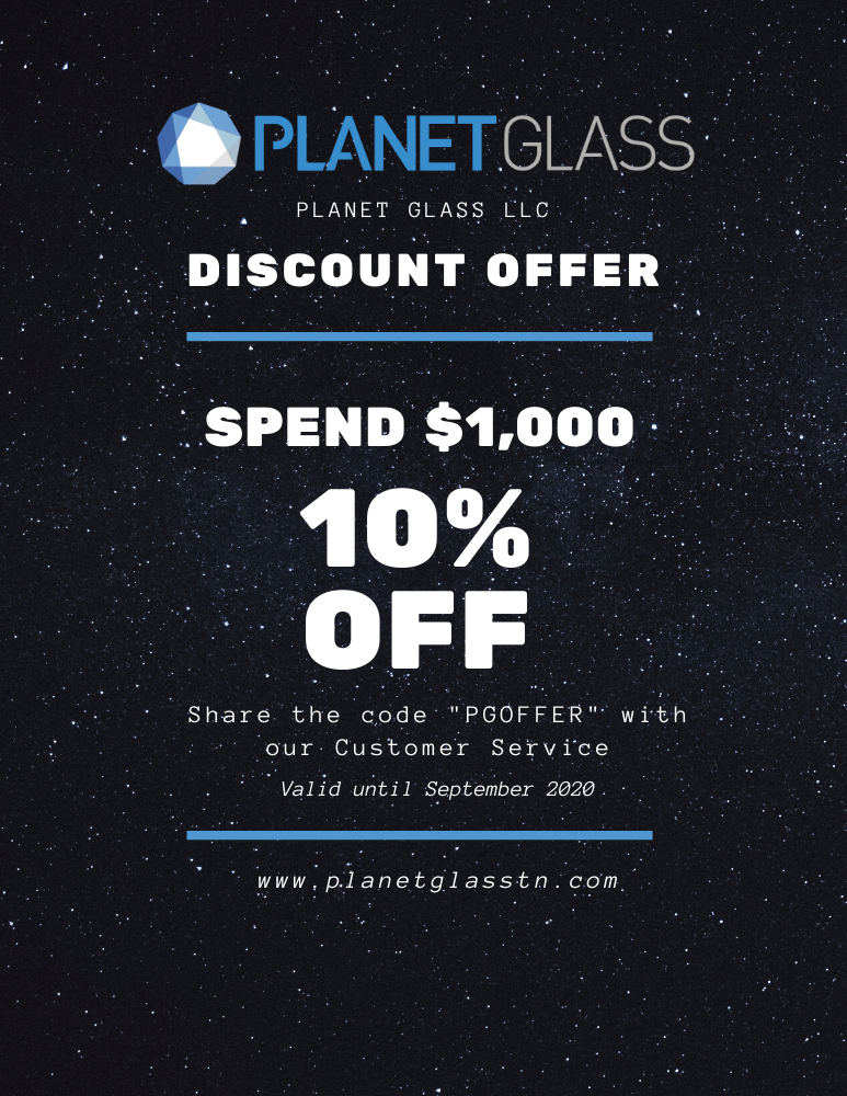 Planet Glass Discount Promo Code PGOffer