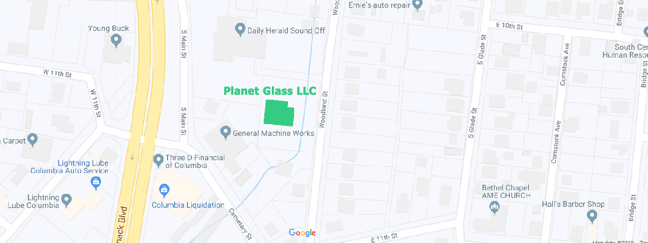 Planet Glass 1112 Woodland St Columbia TN 38401
