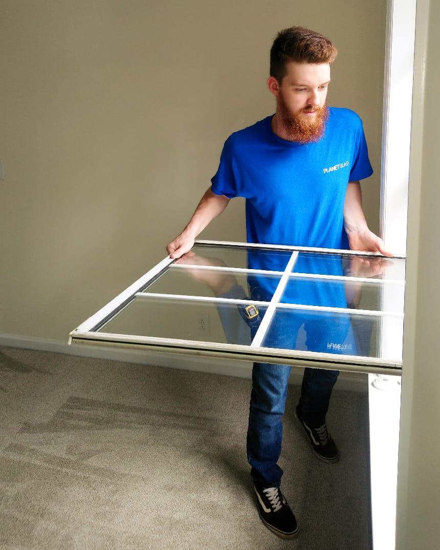 Planet Glass Columbia TN window repair Nashville