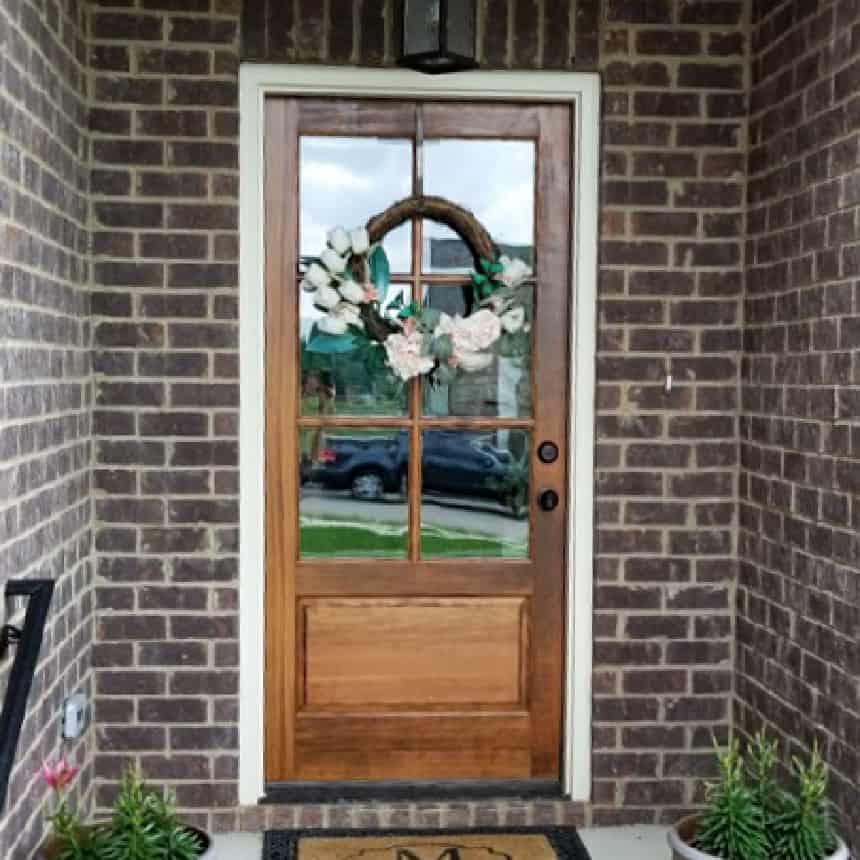 Planet Glass door installation