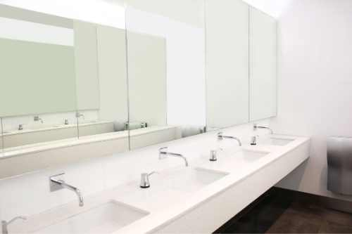 commercial glass mirror company