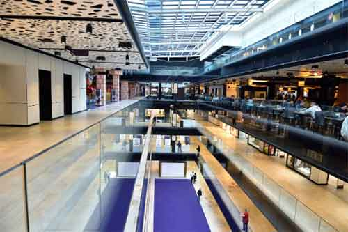 Commercial Storefront Retail Mall Glass Repair Services