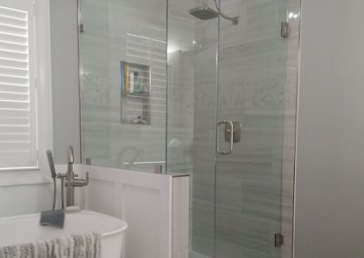 Beautiful Shower (Columbia, TN Home)