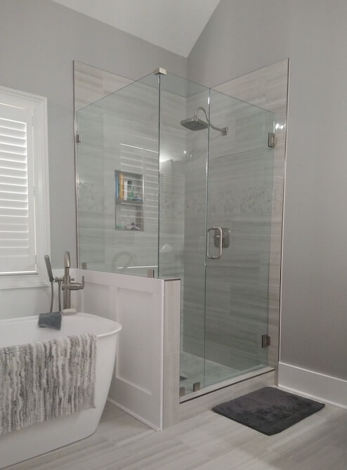 Shower Door Glass Repair in Columbia TN