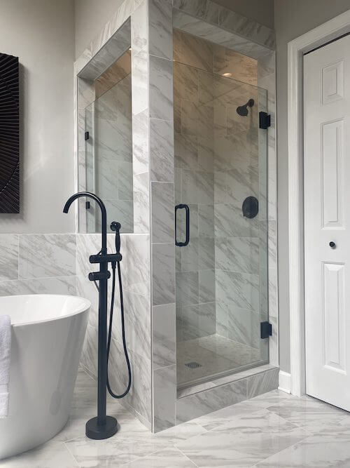 planet glass custom-shower-install-columbia-tn
