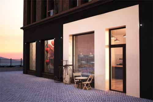 Commercial Retail Glass Storefront Repair Services